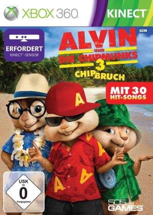 Alvin und die Chipmunks 3 Chipbruch Kinect