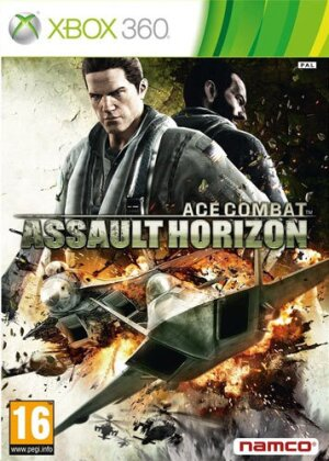 Ace Combat Assault Horizon (GB-Version)