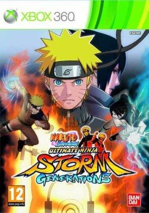 Naruto Ultimate Ninja Storm Generations (GB-Version)