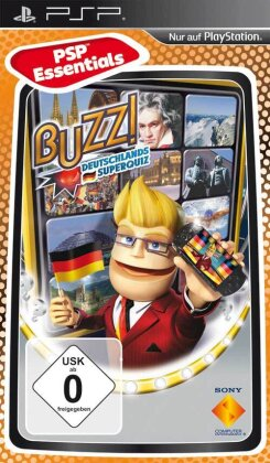 Buzz Deutschland Super Quiz Essentials