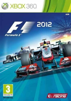 F1 2012 (GB-Version)