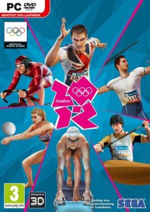 London 2012 Offiz. Videospiel der olymp. Spiele (GB-Version)