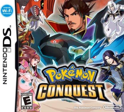 Pokemon Conquest (US-Version)