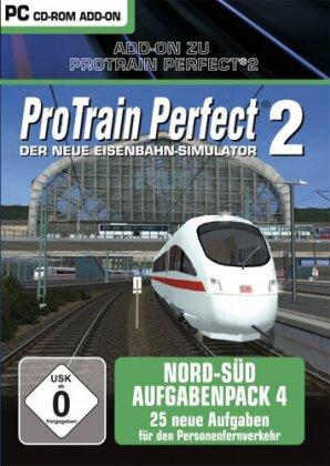Pro Train Perfect 2 Addon NS A.4 Nord-Süd Aufgabenpack 4