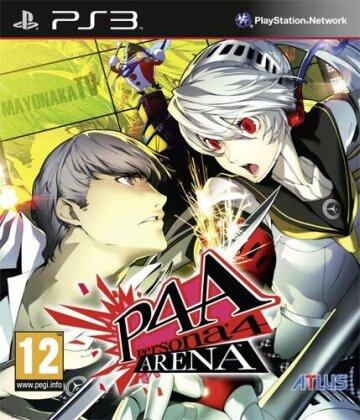 Persona 4 Arena (GB-Version)