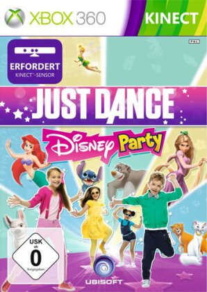 Kinect Just Dance Disney Party