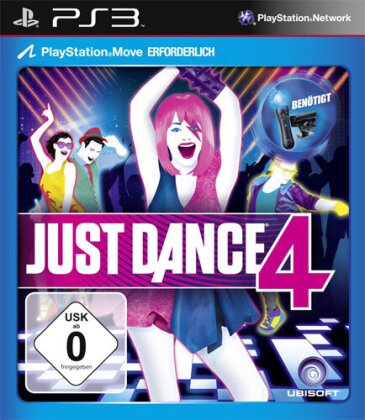 Move Just Dance 4