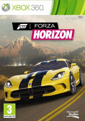 Forza Horizon (GB-Version)