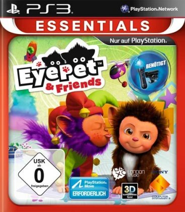 Move EyePet & Friends ESSENTIALS