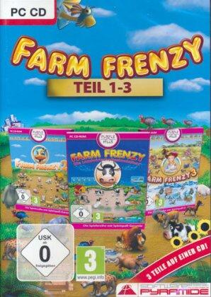 Farm Frenzy 1-3