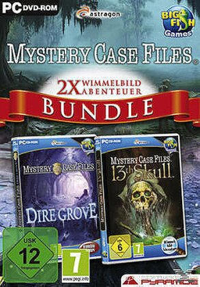Mystery Case Files Bundle