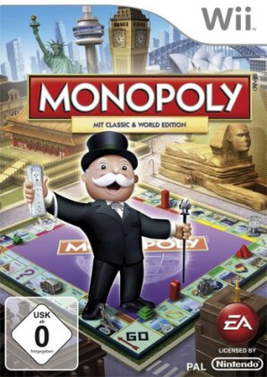 Monopoly Classic & World Edition