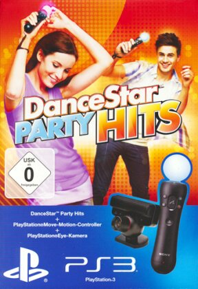 Move DanceStar Partyhits Bundle Move Motion + Camera