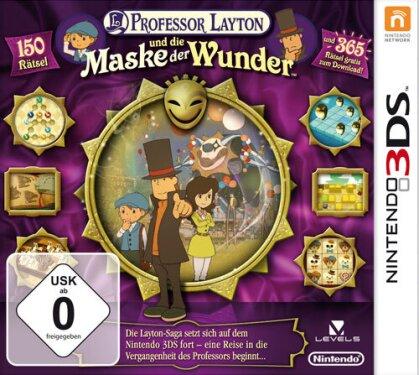 Prof. Layton 5 Maske der Wunder