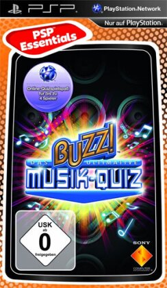 Buzz Ultimate Musik-Quiz Essential