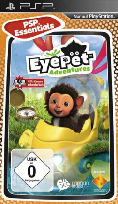 EyePet Adventures Essentials