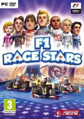 F1 Race Stars (GB-Version)