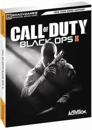 Call of Duty 9 Black Ops 2 Lösungsbuch