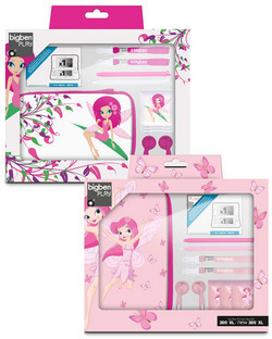 Fairies Pack XL - assorted [3DS XL/New 3DS XL] - Taille XL