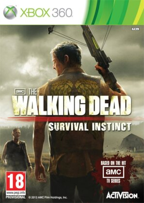 Walking Dead Survival Instinct (GB-Version)