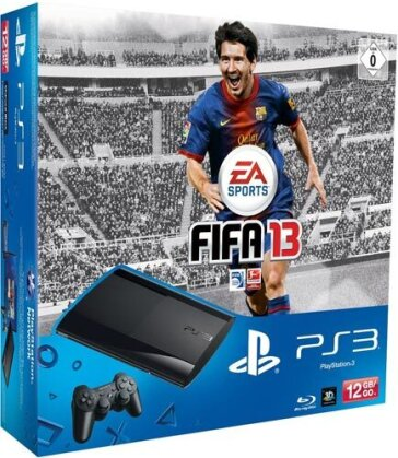 Sony PS3 12 GB + Fifa 13