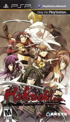 Hakuoki Warriors of the...Shinsengumi (US-Version)