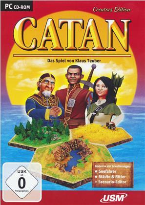 Catan Creators Editon