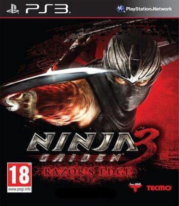 Ninja Gaiden 3 Razors Edge (GB-Version)