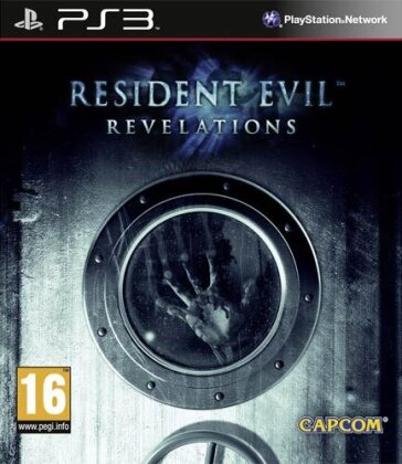 Resident Evil Revelations (GB-Version)
