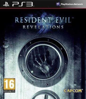 Resident Evil Revelations (GB-Version)