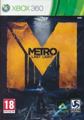 Metro Last Light (GB-Version)