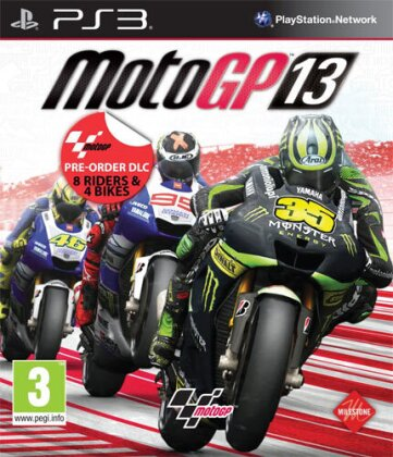 Moto GP 13 (GB-Version)