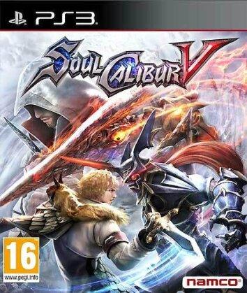 Soul Calibur 5 (GB-Version)