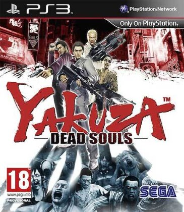 Yakuza 5 Dead Souls (GB-Version)