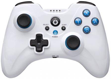 WiiU Controller wireless white BIGBEN Classic Controller