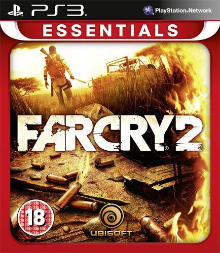 Far Cry 2 Essentials (GB-Version)
