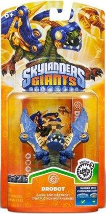 Skylanders Giants Figur Drobot