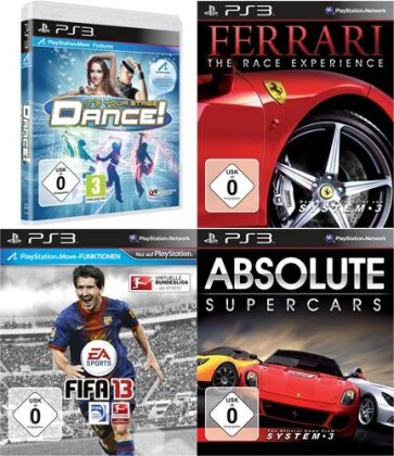 Sportsommer PS3 Packet