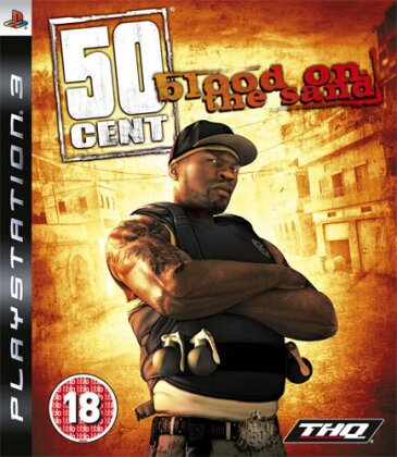 50 Cent - Blood on the Sand (GB-Version)