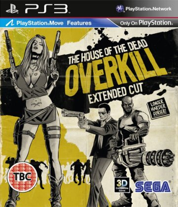 House of the Dead: Overkill Extended Cut (GB-Version)