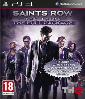 Saints Row 3 Full Package (GB-Version)