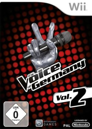 Voice of Germany 2 Wii