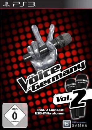 Voice of Germany 2 Bundle inkl 2 Micros