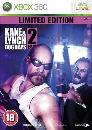 Kane & Lynch 2 - (GB-Version) (Édition Limitée)
