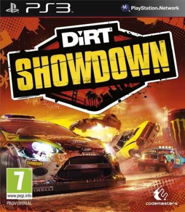 Dirt Showdown (GB-Version)