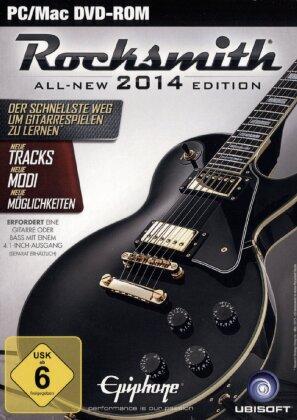 Rocksmith 2014 + Kabel