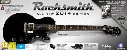 Rocksmith 2014 + Guitar