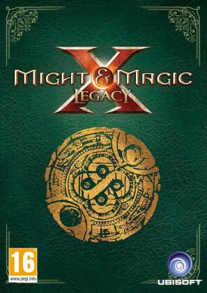 Might and Magic 10 Legacy