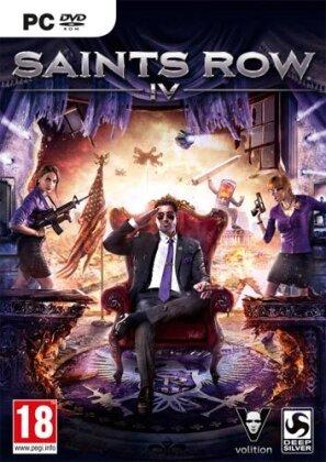 Saints Row IV (GB-Version)