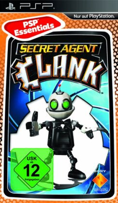 Secret Agent Clank Essentials